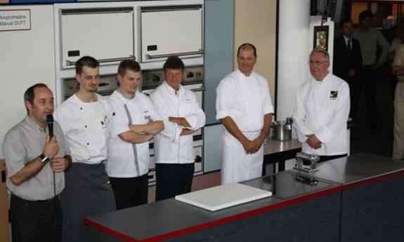 Le CEFPPA invite les Étoiles d'Alsace pour les 20 ans des jeudis de la gastronomie