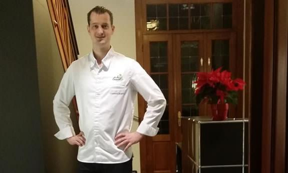 Ludovic Kientz vient d'ouvrir Au Gourmet à Drusenheim
